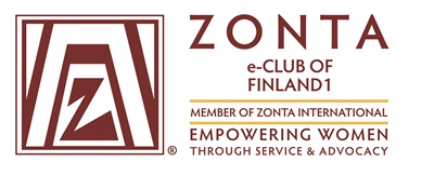 Zonta e-Club of Finland 1
